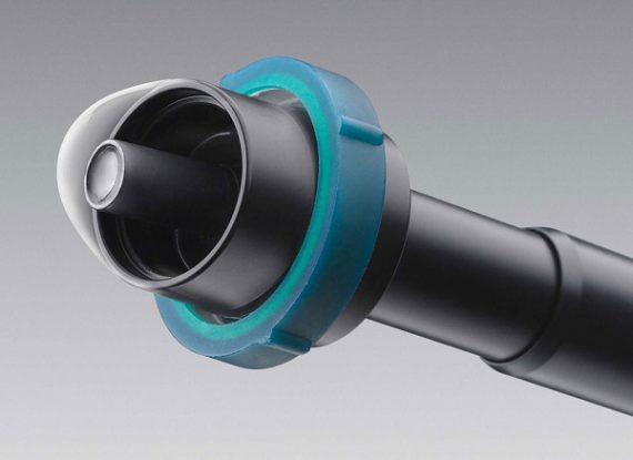ELLEX Eye Cubed - B-scan probe